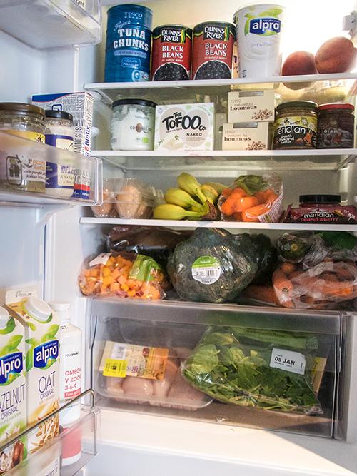 Vicky-fridge