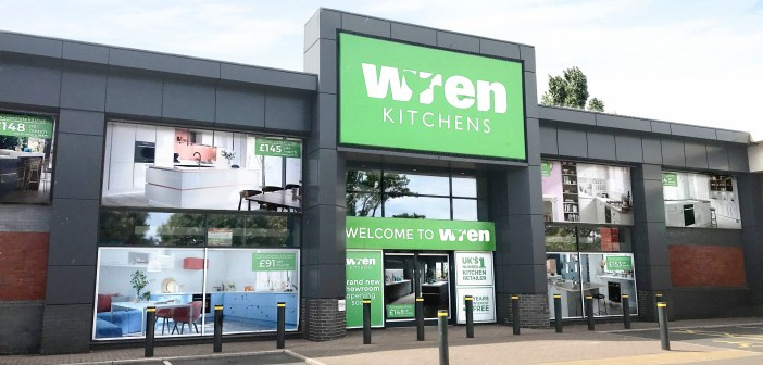WREN KITCHENS 80TH SHOWROOM OPENS IN EXETER NEXT MONTH