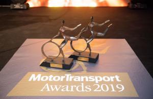 Motor Transport Awards Trophies