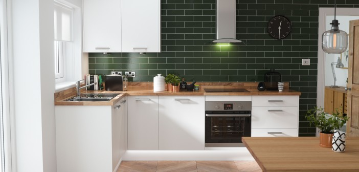 Learn How to Create a Perfectly Practical Layout for your Kitchen