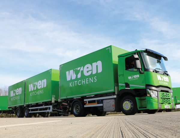 Wren Kitchens Road Train