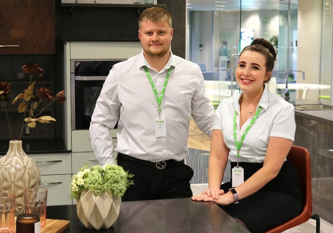 Former Bathstore employees have joined Wren Kitchens after been made redundant
