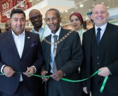 MAYOR UNVEILS STATE-OF-THE-ART KITCHEN SHOWROOM IN ACTON