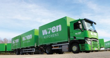 WREN KITCHENS TAKES TOP ACCOLADE FOR INDUSTRY LEADING DELIVERY SERVICE