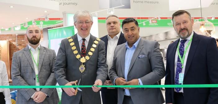 Shrewsbury showroom opening_