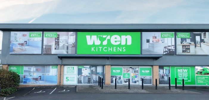 WREN KITCHENS LANDS IN STOCKTON WITH NEW SHOWROOM