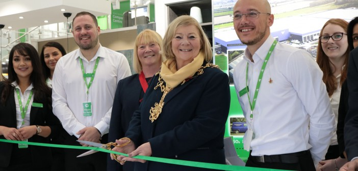 STOCKTON MAYOR OPENS SHOWROOM AND UNVEILS FIRST CHILD SAFE KITCHEN