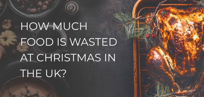 Christmas food waste