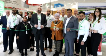 Bradford ribbon cutting
