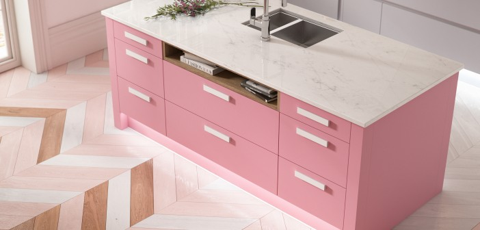 Infinity Plus Contour Kitchen Island
