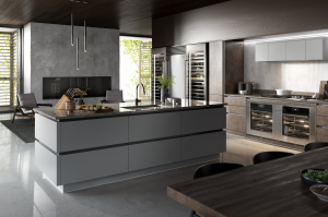 Wren Kitchens USA Milano range