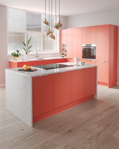 Contor Coral Kitchen
