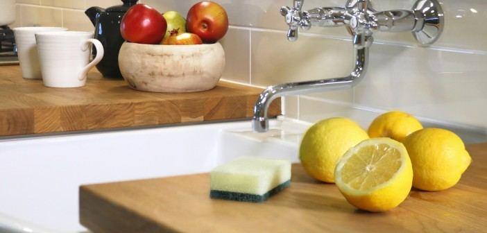 5 Spring Cleaning Kitchen Hacks