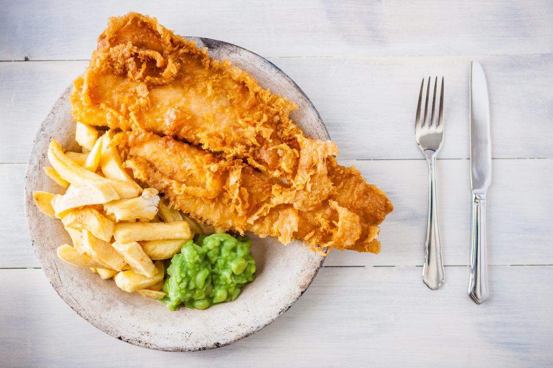 Fisha and chips