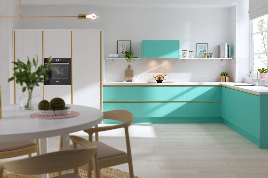 Milano Contour Wren kitchen