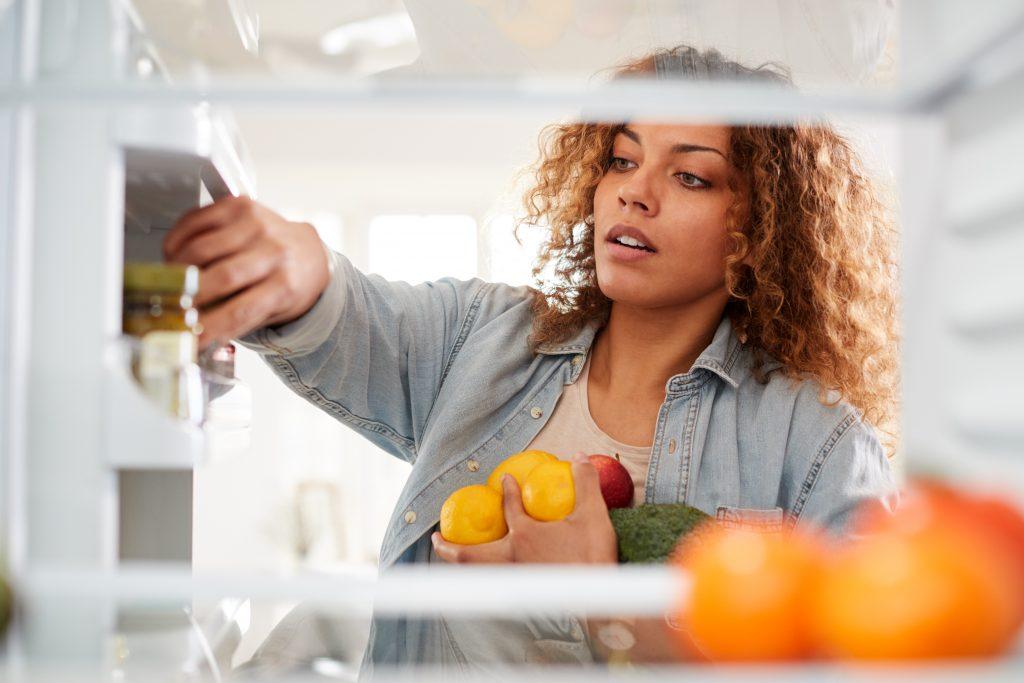 Reordering your fridge