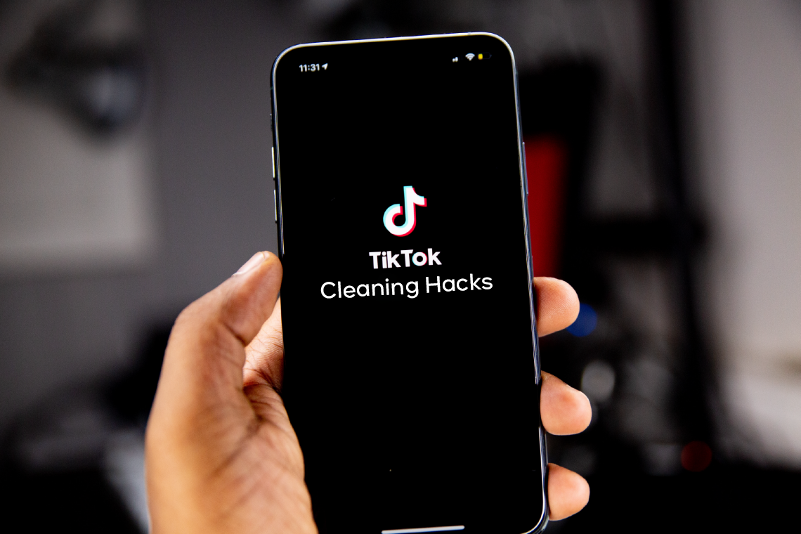 TikTok Cleaning Hacks