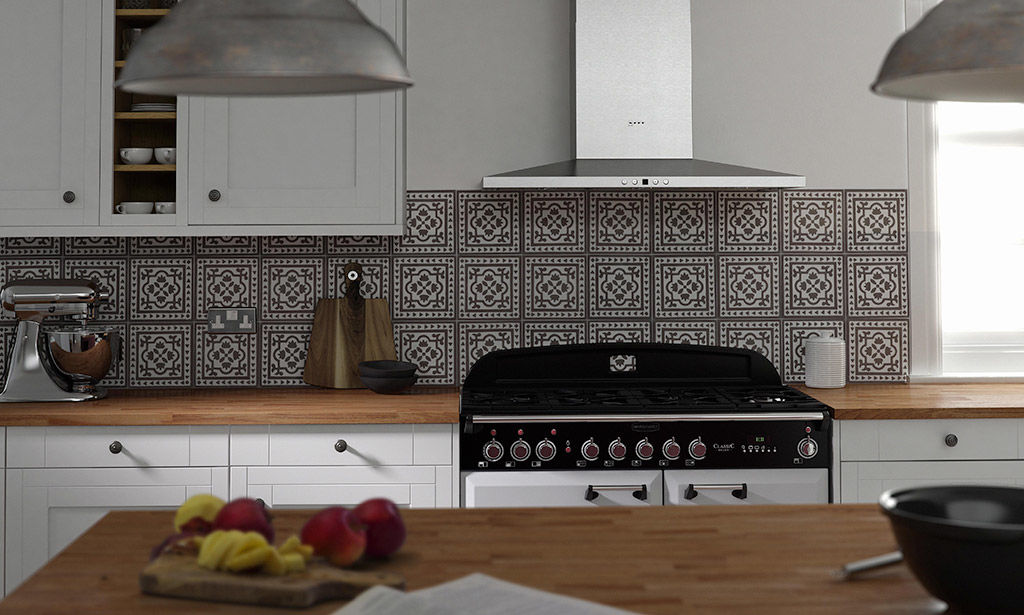 Kitchen splashback ideas wren kitchens blog Splashback tiles kitchen ideas